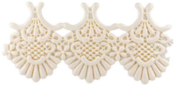 Colette Lace Mold - Dragonfly Cake Supply, Alberta, Canada