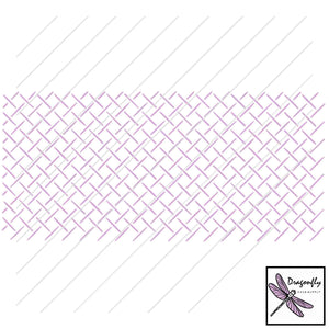 Stencil - Small Lattice