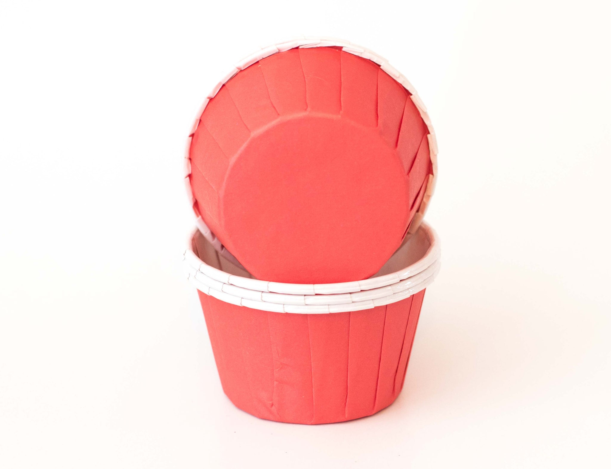 Baking Cups - Red - Pkg of 24