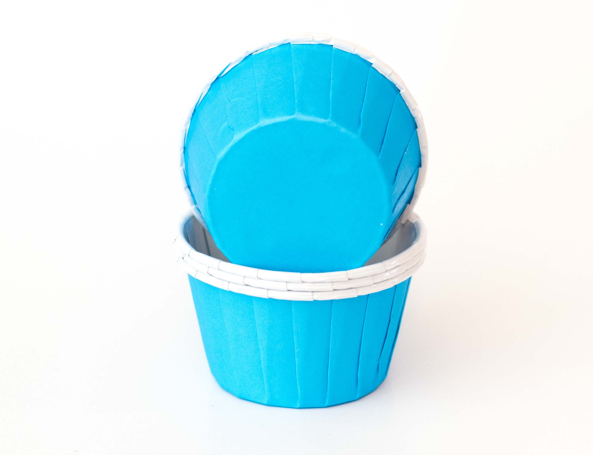 Baking Cups - Bright Blue - Pkg of 24