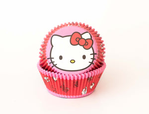 Cupcake Liners - Hello Kitty - Pkg of 50