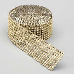 Diamond Wrap - Gold