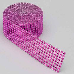 Diamond Wrap - Hot Pink