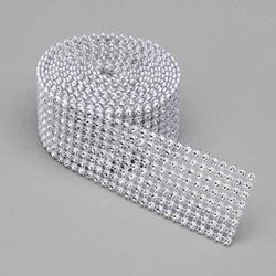Diamond Wrap - Silver