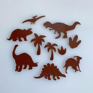 SWEET STAMP ELEMENTS - Dinosaur *mega set
