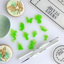 SWEET STAMP ELEMENTS - Enchanted Garden