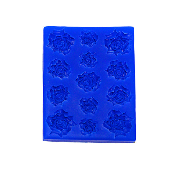 Roses Galore Silicone Mould