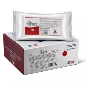 Fantasia Fondant -  Red - 2.2lb