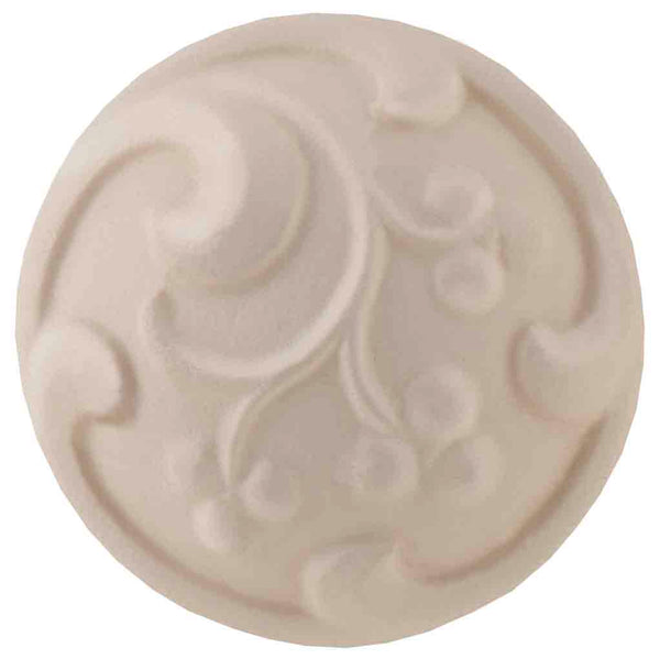 Filigree Button Mold - Dragonfly Cake Supply, Alberta, Canada