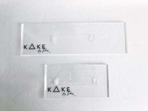KAKE by Darci - Large Acrylic Fondant Smoother