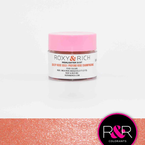 Highlighter - Deep Rose Gold 2.5g
