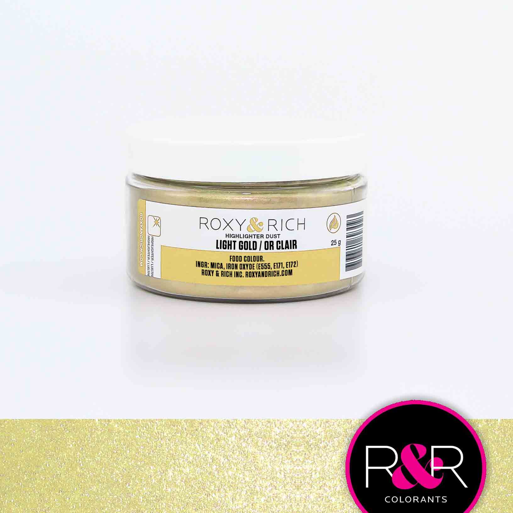 Highlighter - Light Gold 25g