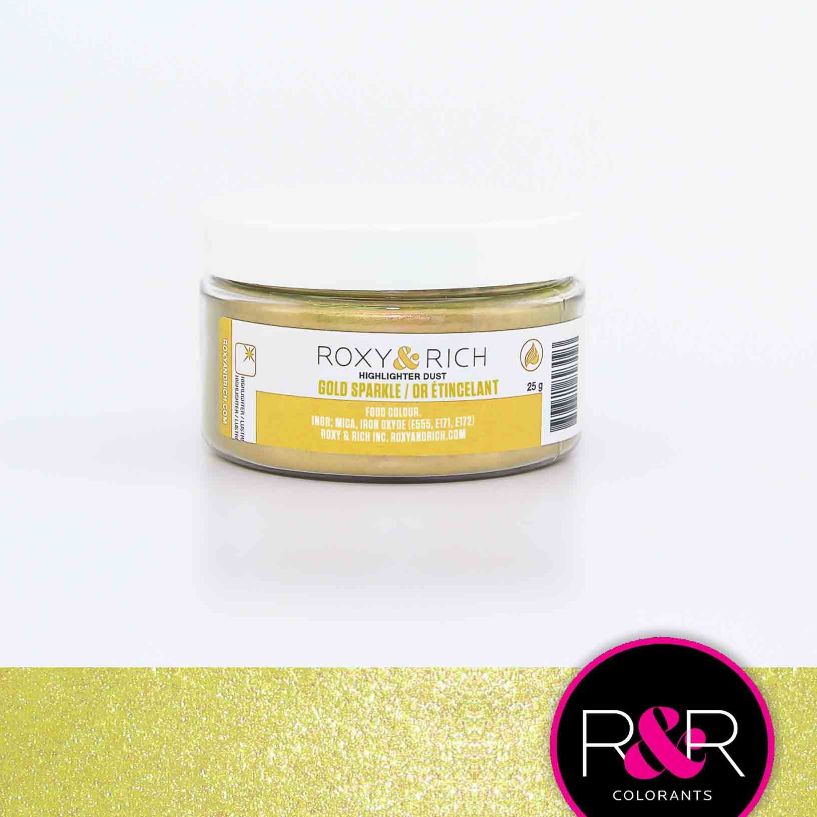 Highlighter - Gold Sparkle 25g