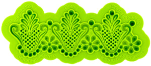 Gloria Lace Mold - Dragonfly Cake Supply, Alberta, Canada