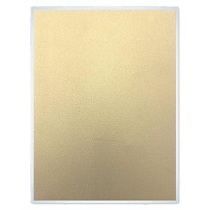 FlexFrost® Gold Edible Fabric Sheets - 6 Pack