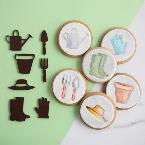 SWEET STAMP ELEMENTS - Green Fingers