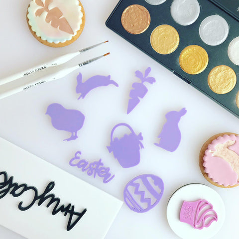 SWEET STAMP ELEMENTS - Hoppy Bunny