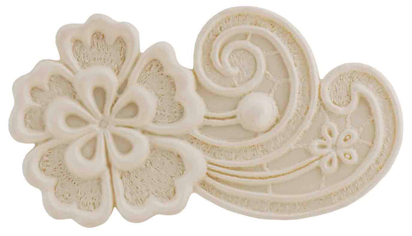 Joan Right Lace Mold - Dragonfly Cake Supply, Alberta, Canada
