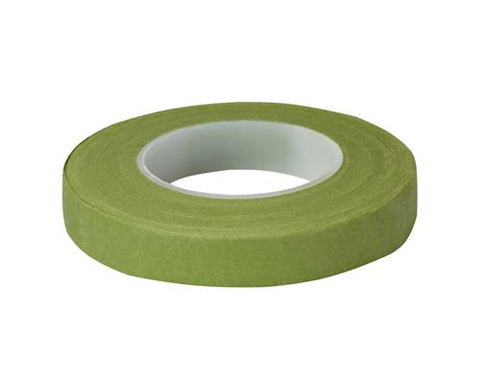 Floral Tape - Light Green 1/2""