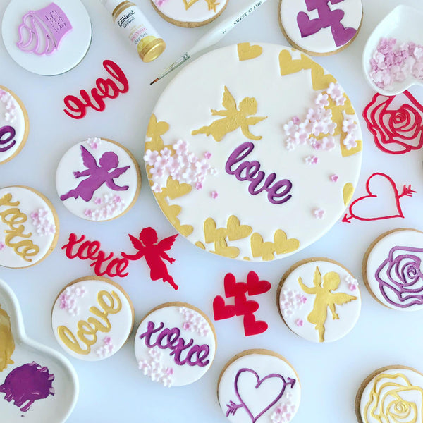 SWEET STAMP ELEMENTS - Love