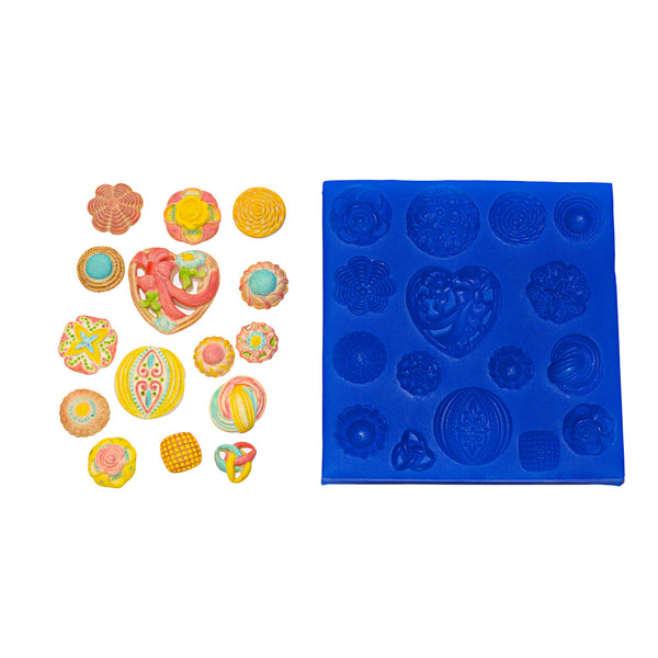 Mold - Button Set 1