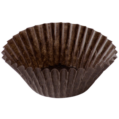 Cupcake Liners - Brown MINI - Pkg of 100