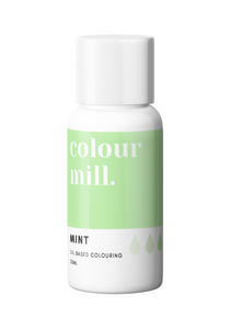 Oil Based Colouring - Colour Mill - Mint 20ml