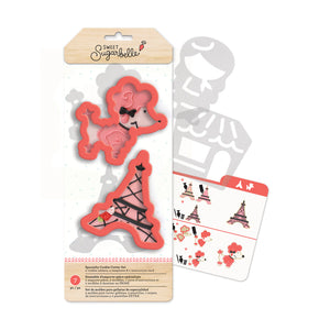 Ooh La La - Cookie Cutter Set