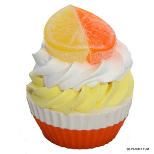Oranges & Lemons Cupcake Soap