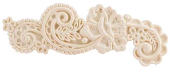 Rose Mary Lace Mold - Dragonfly Cake Supply, Alberta, Canada