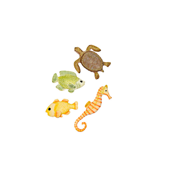 Small Sea Creatures Silicone Mould