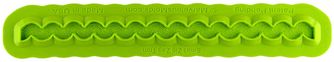 Small Zig Zag Trim Mold - Dragonfly Cake Supply, Alberta, Canada