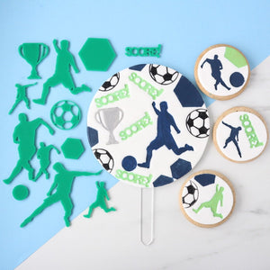 SWEET STAMP ELEMENTS - SCORE! Soccer