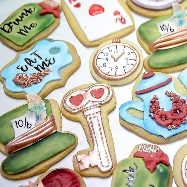 SWEET STAMP - Cookie Set (Uppercase, Lowercase, Numbers AND Symbols)