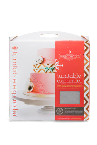 Turntable Expander™ by Sugarworks - Dragonfly Cake Supply, Alberta, Canada