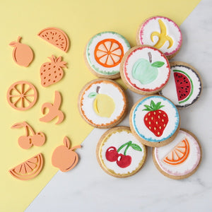 SWEET STAMP ELEMENTS - Tutti Frutti