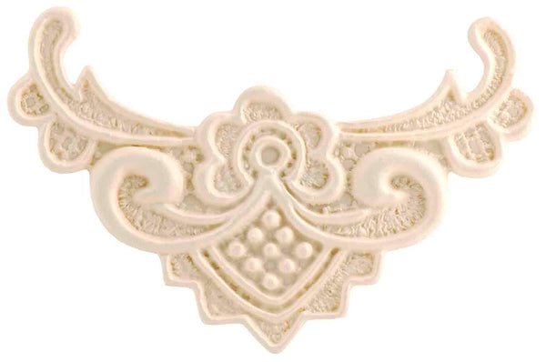 Viola Lace Mold - Dragonfly Cake Supply, Alberta, Canada