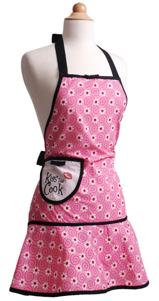 Women's KayDee Kiss the Cook Apron