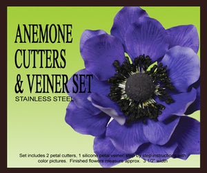Anemone Cutter & Veiner Set