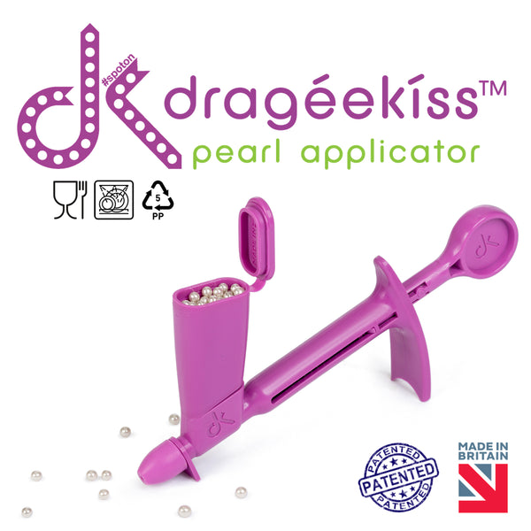 Dragéekíss™ Pearl Applicator