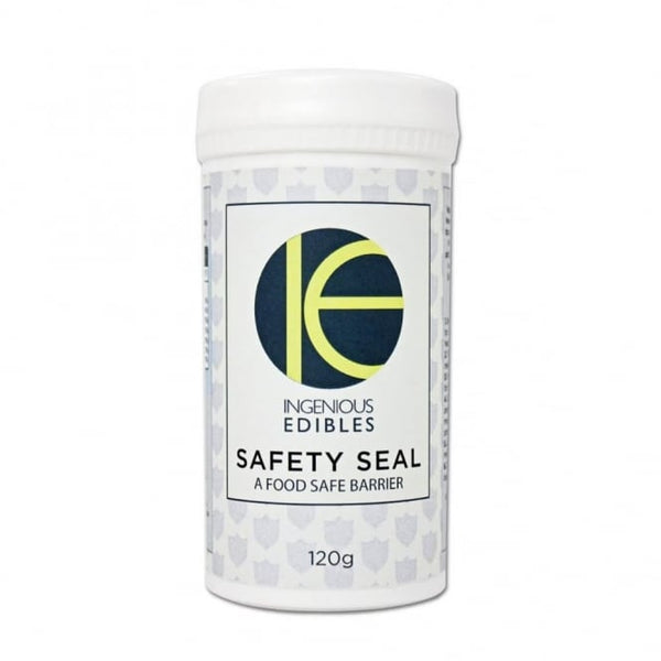 Ingenious Edibles Safety Seal - 120g