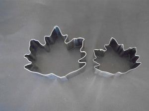 Maple/Grape Leaf Cutters