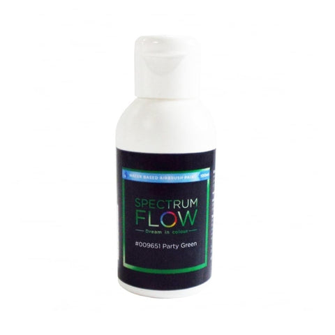 Spectrum Flow - Airbrush Colour (Water Based) - Party Green