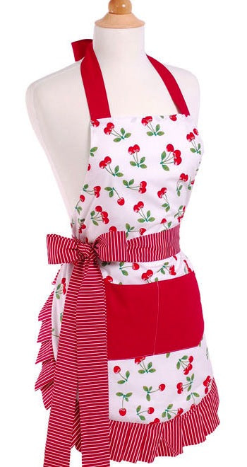 Women's Original Very Cherry Apron