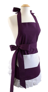 Women's Original Paris Plum Apron