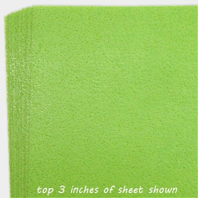 Green Premium Flavored Wafer Paper
