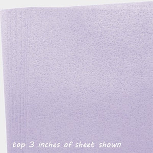 Lilac Premium Flavored Wafer Paper