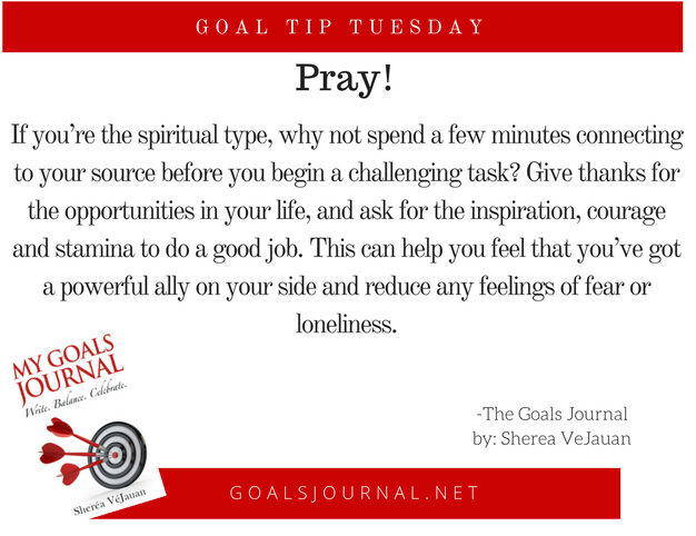 goal-tip-tuesday