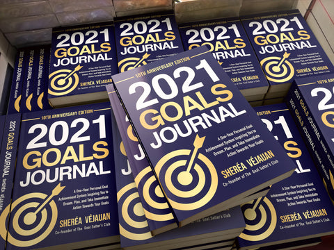 [Book Bundle] 2021 Goal Setter's Mentor Pack - 6pk