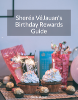 Sheréa VéJauan's Birthday Rewards Guide